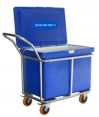DT-71:รถเข็นถังน้ำแข็ง 