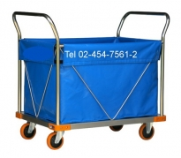 MT-30:รถเข็นผ้าสแตนเลส-432A-1