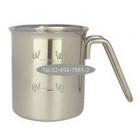 AC-31:ถ้วยตวงสแตนเลส
