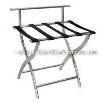 RS-16:แร็ควางกระเป๋าสแตนเลส สายพอลิเอ็ซเทอร์ 5 เส้น